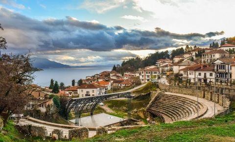 Amfiteatrul din Ohrid