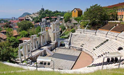 Amfiteatrul Roman din Plovdiv