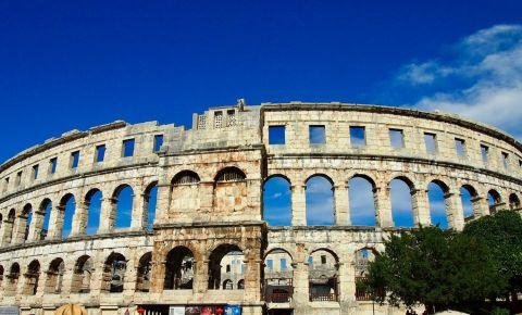 Amfiteatrul Roman din Pola