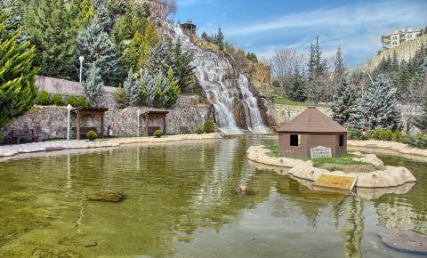 Parcul de Distractii Aquapark Club Watercity din Ankara
