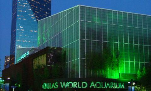 Aquariumul din Dallas