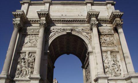 Arcul de Triumf din Marsilia