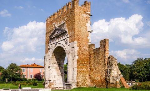 Arcul lui Augustus din Rimini