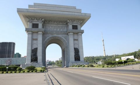 Arcul de Triumf din Phenian