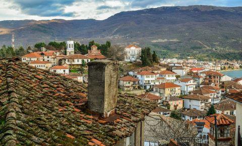 Arhitectura Traditionala din Ohrid