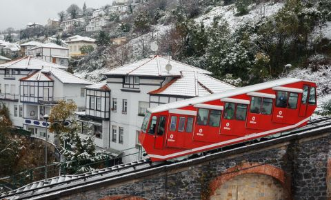 Funicularul Artxanda din Bilbao