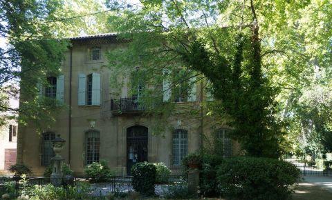 Atelierul lui Paul Cezanne din Aix En Provence