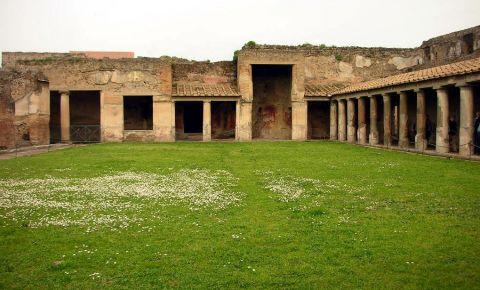 Baile Termale din Pompei