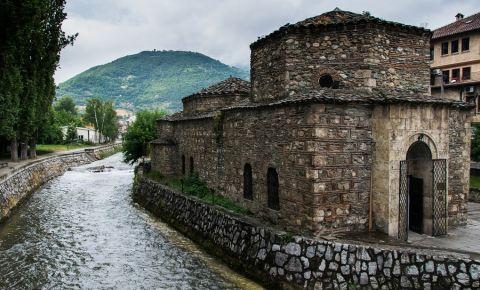 Baile Turcesti din Tetovo