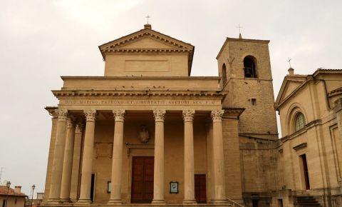 Basilica Santo Patrano din San Marino