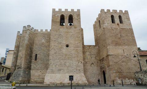 Basilica Sfantul Victor din Marsilia