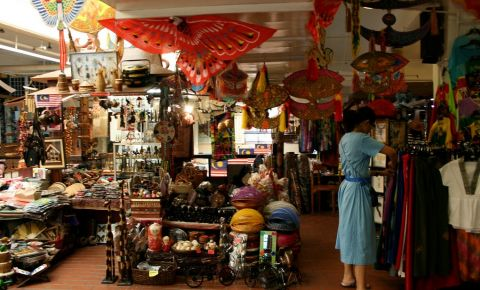Bazarul Baru din Kuala Lumpur