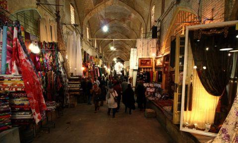 Bazarul Vakil din Shiraz