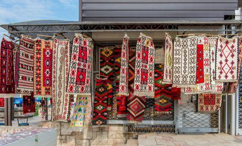 Bazarul Vechi din Bitola