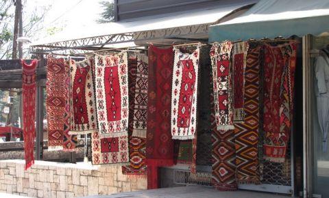 Bazarul Vechi din Ohrid