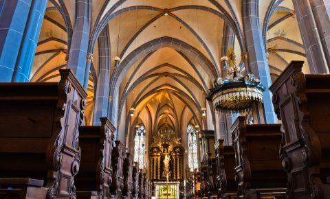 Bazilica Sfantul Lambertus din Dusseldorf