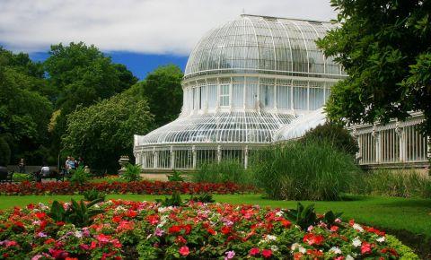 Gradina Botanica din Belfast
