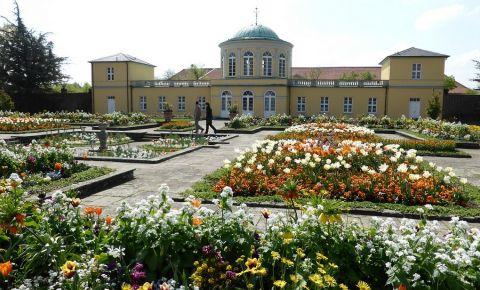 Gradina Berggarten din Hanovra