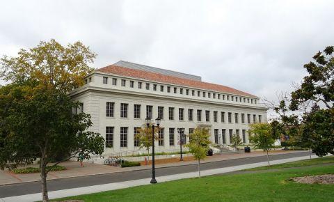 Biblioteca Bancroft din Berkeley