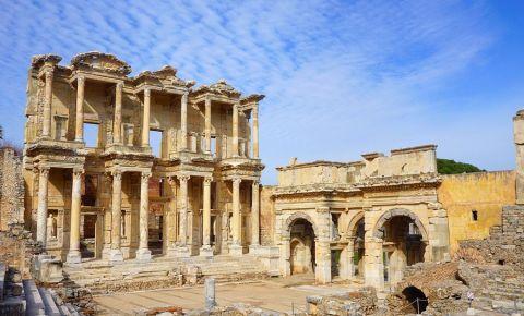 Biblioteca lui Celsus din Efes
