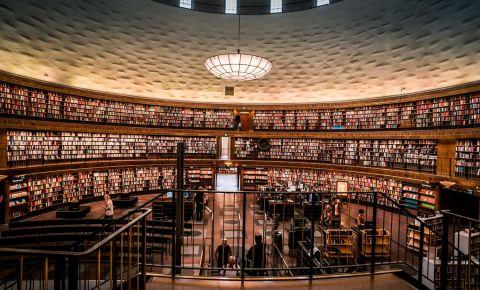 Biblioteca Nationala din Stockholm