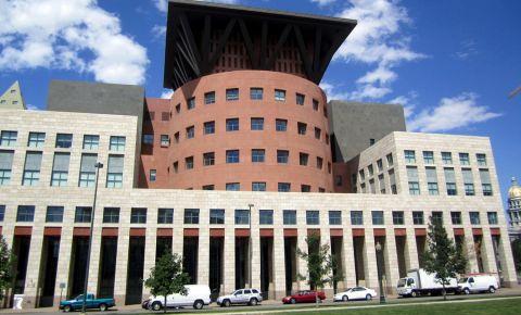 Biblioteca Publica din Denver