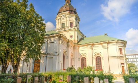 Biserica Adolf Fredriks din Stockholm