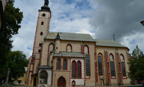 Biserica Adormirii Maicii Domnului din Banska Bystrica
