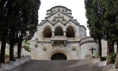 Biserica Armeneasca din Yalta