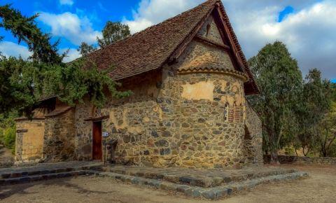 Biserica Asinou din Kakopetria