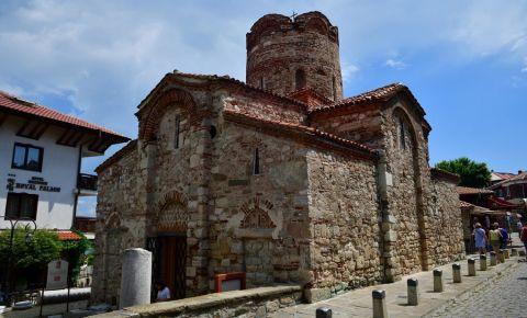 Biserica Baptista Sfantul Ioan din Nessebar
