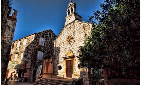 Biserica Baroca Sfantul Ioan din Insula Hvar