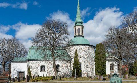 Biserica Bromma din Stockholm