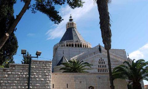 Biserica Buna Vestire din Nazaret