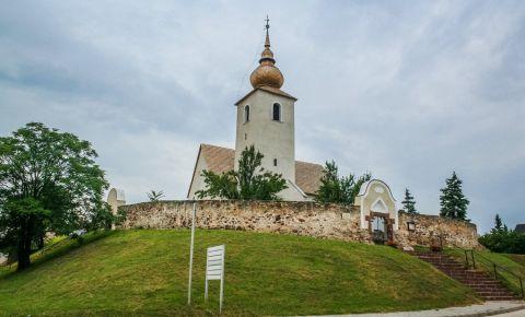 Biserica Calvinista din Balatonkenese