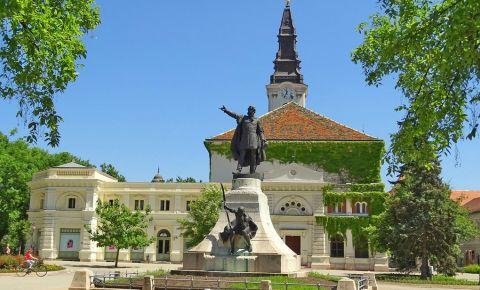 Biserica Calvinista din Kecskemet