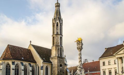 Biserica Caprei din Sopron