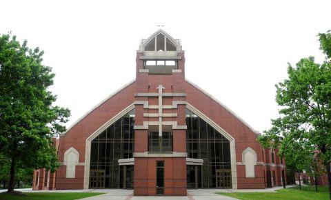 Biserica Ebenezer din Atlanta