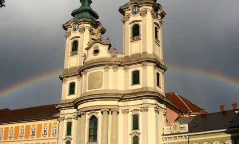 Biserica Franciscana din Eger