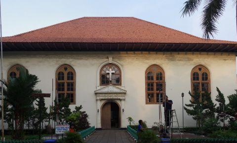Biserica Gereja Sion din Jakarta