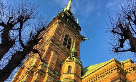 Biserica Germana din Stockholm