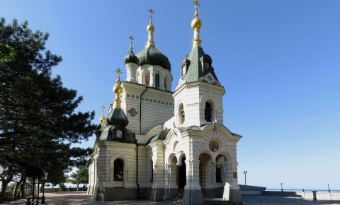 Biserica Invierea Domnului din Yalta