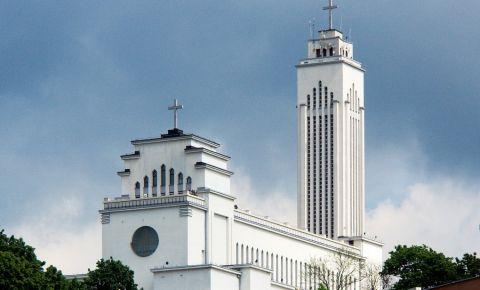 Biserica Invierii din Kaunas