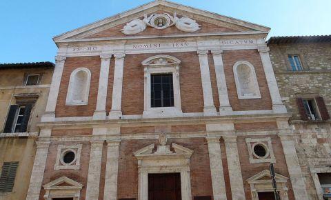 Biserica lui Isus Hristos din Perugia