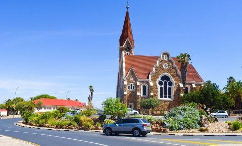 Biserica lui Isus din Windhoek