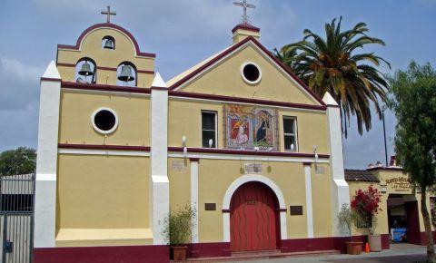 Biserica La Placita din Los Angeles