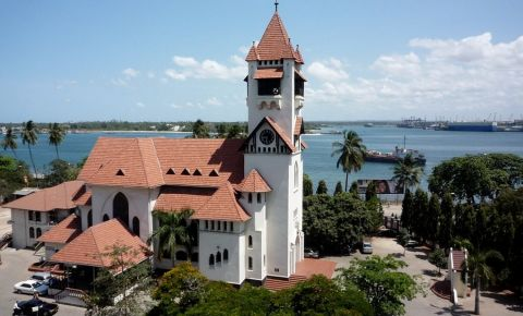 Biserica Luterana din Dar es Salaam