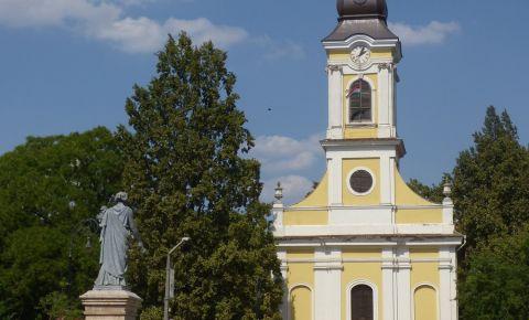 Biserica Luterana din Szarvas