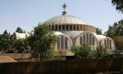 Biserica Maicii Domnului din Aksum