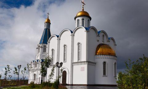 Biserica Mantuitorului din Murmansk